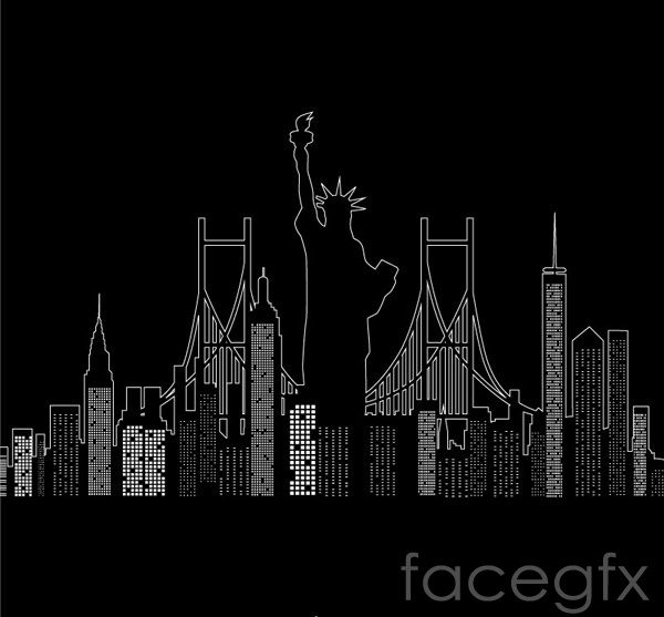 New york city sketch vector over millions vectors stock photos new york city sketch vector toneelgroepblik Images