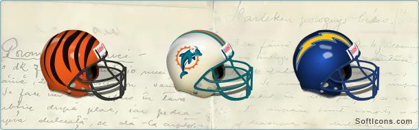 NFL Helmets Icons