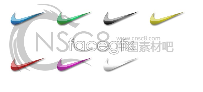 Nike swoosh icon over millions vectors stock photos hd pictures nike swoosh icon maxwellsz