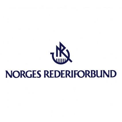 norges rederiforbund logo