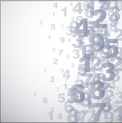 Number gray background vector graphics free over millions number gray background vector graphics free toneelgroepblik Choice Image