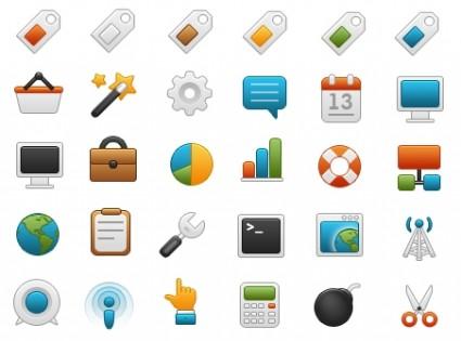 Onebit free icon set #2 icons pack