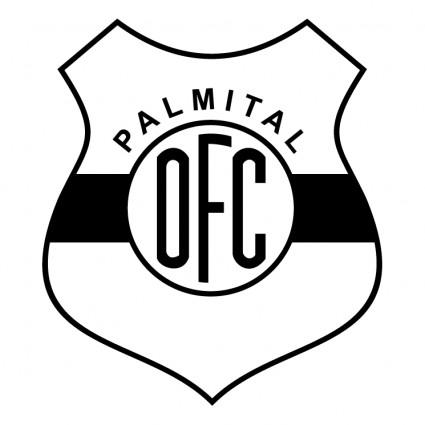 operario futebol clube de palmital sp logo