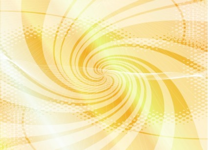 Orange Vector Graphique Background