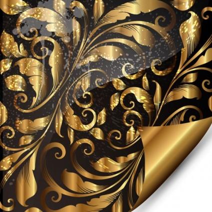 ornate patterns 04 vector