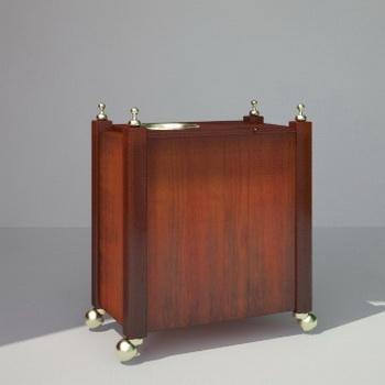 Ou shi real wood furniture restoring ancient ways 3D models