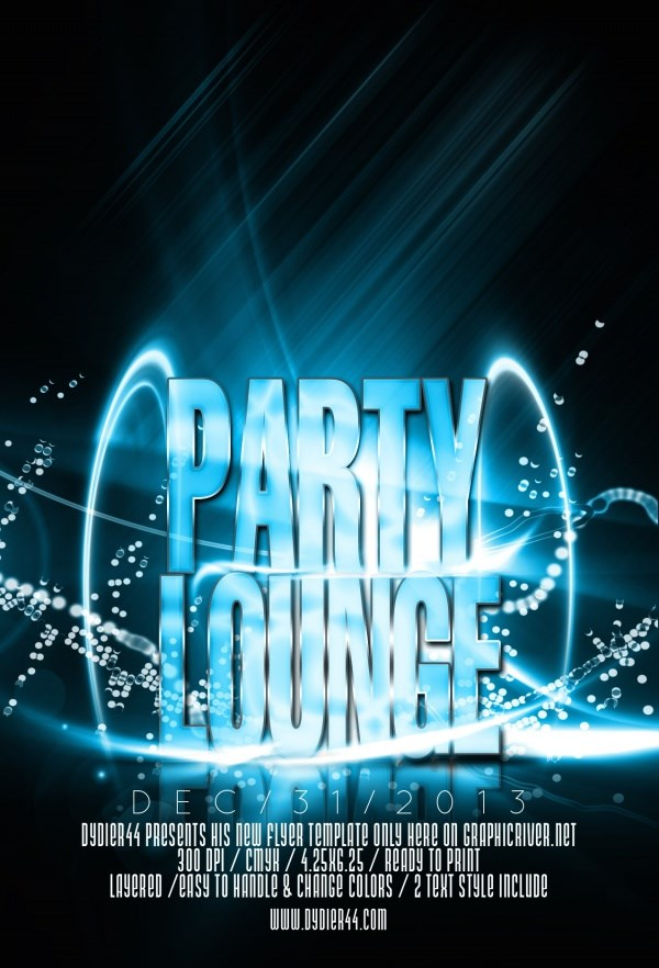Party poster design source psd free over millions for Design source