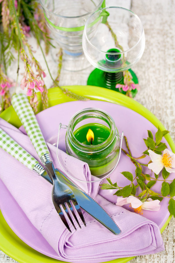 Pastoral style tableware pictures 01-HD pictures