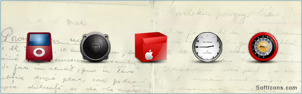 Pepper Icons