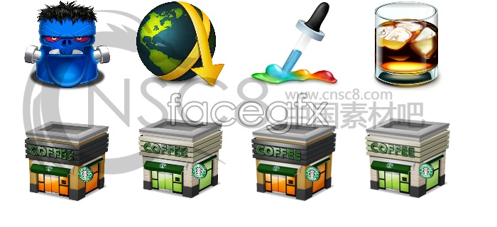 Personal computer desktop