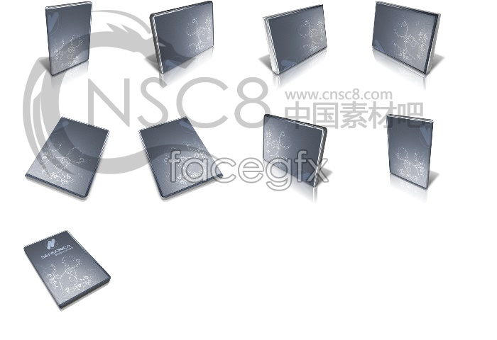 Personality pattern icon files