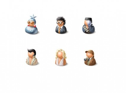 Persons Icons icons pack