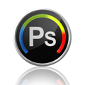 PhotoShop Gauge HD Icon