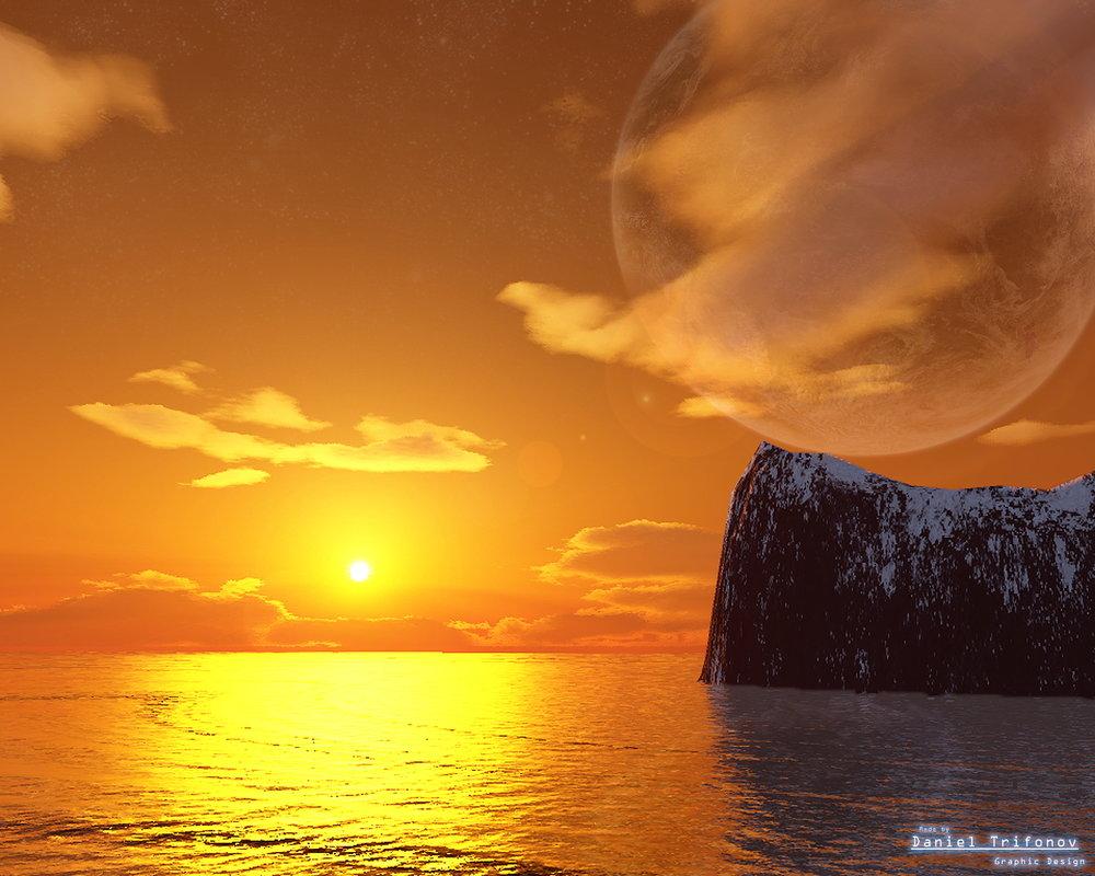 Planetary Sunrise