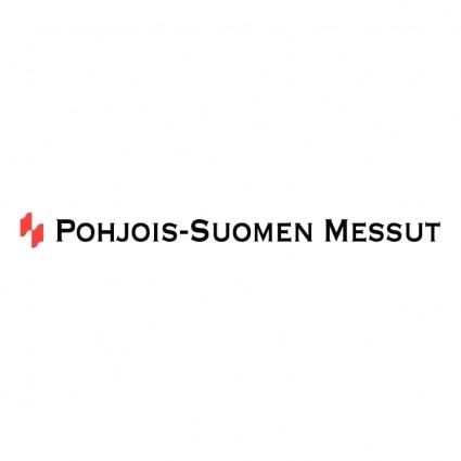 pohjois suomen messut logo