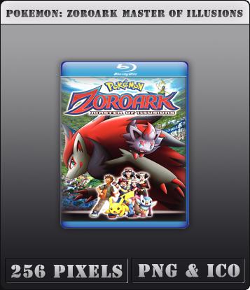 Pokemon – Zoroark Master of Illusions