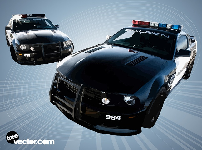 Police car vectors free over millions vectors stock photos hd police car vectors free toneelgroepblik Choice Image