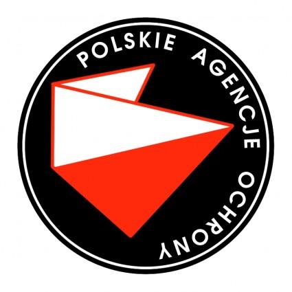 polskie agencje ochrony logo
