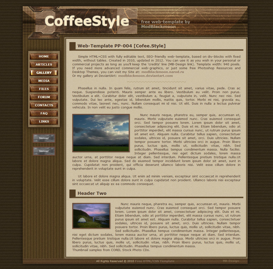 PP-004. Coffee.Style