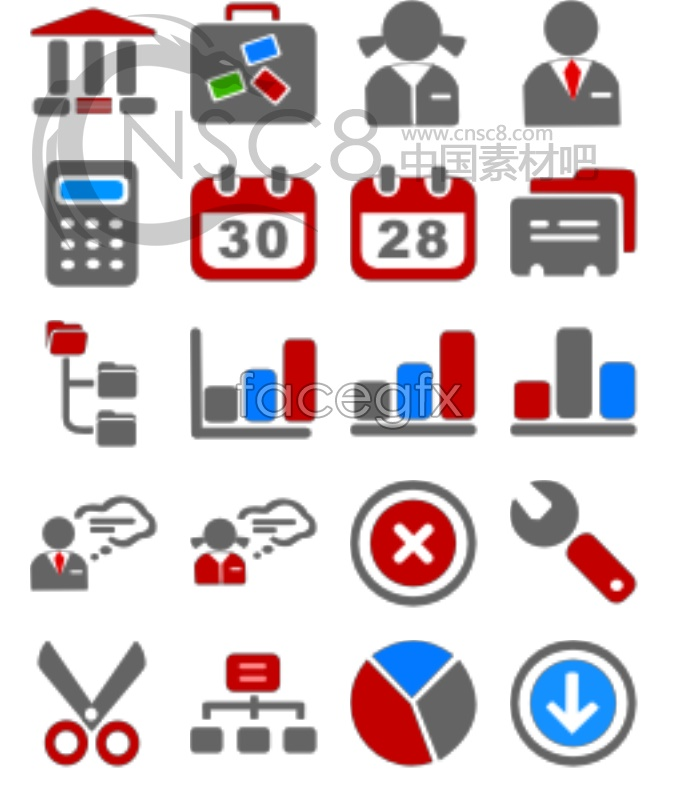Practical Web pages small icons