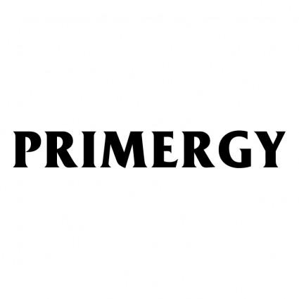 primergy logo