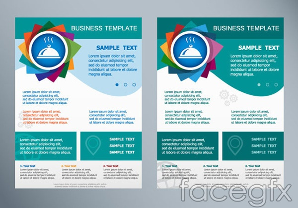 Product Promotion Flyer Vector  Over Millions Vectors Stock