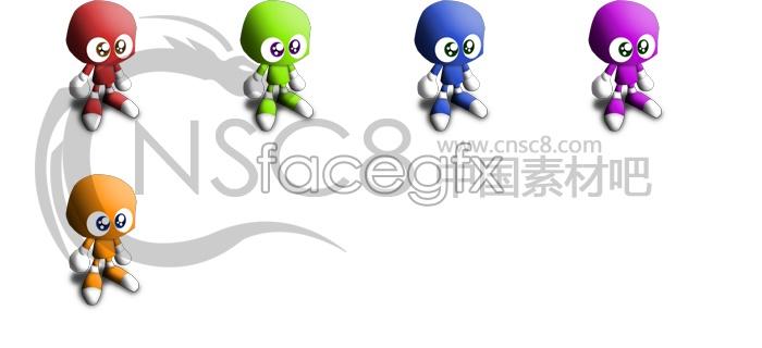 QQ puppet icon