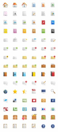 Quartz Icon Pack icons pack