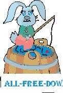 Rabbit Fishing in Barrel