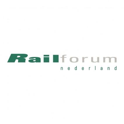 railforum nederland logo