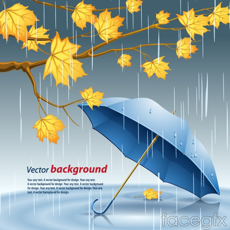 Rain in the maple leaf chinese restaurant umbrella vector rain in the maple leaf chinese restaurant umbrella vector illustration toneelgroepblik Gallery