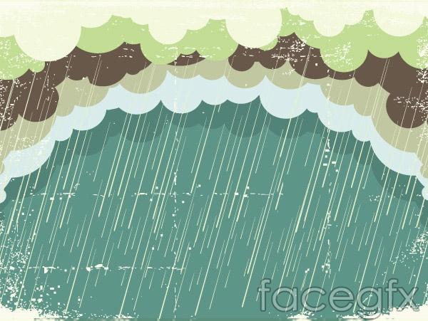 rain vector graphics over millions vectors stock photos hd