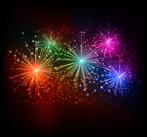 Realistic fireworks colored background vector graphics 02 free realistic fireworks colored background vector graphics 02 free pronofoot35fo Image collections