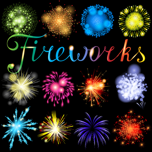 Realistic fireworks colored background vector graphics 04 free realistic fireworks colored background vector graphics 04 free pronofoot35fo Image collections