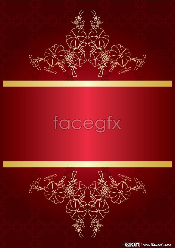 red fancy background vector graphics � over millions