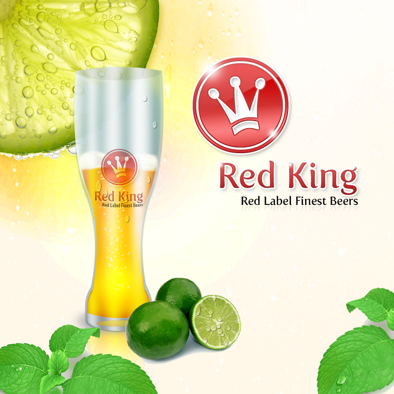 Red King Beer