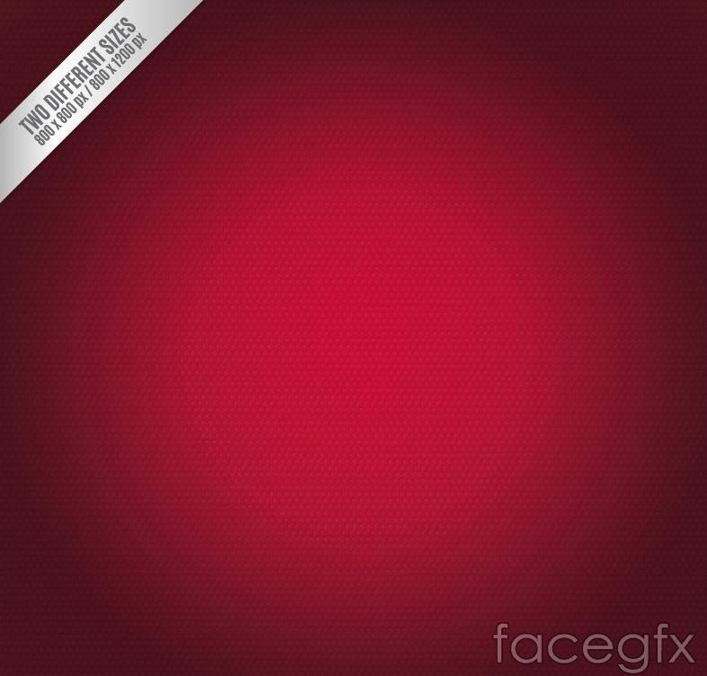 Red polka dot dark stripe background vector