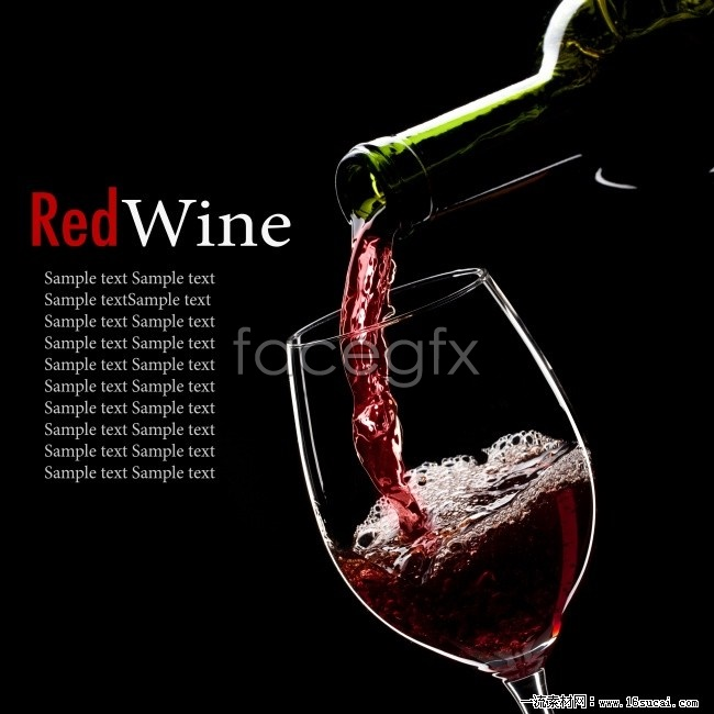 Red wine poster hd picture – Over millions vectors, stock photos ...