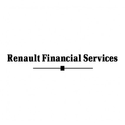 renault financial services logo