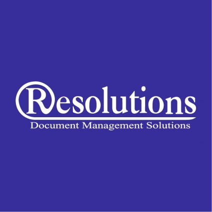resolutions 0 logo