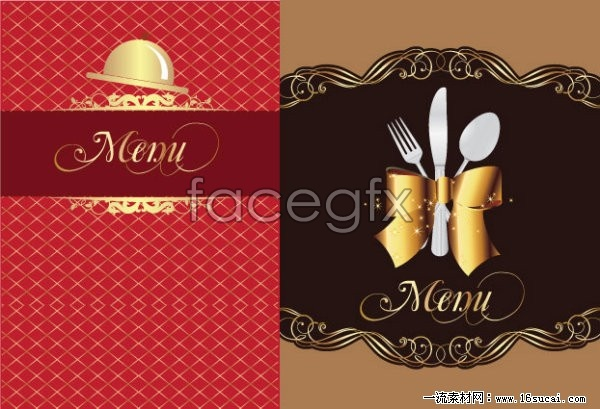 Restaurant menu cover design vector illustration over millions restaurant menu cover design vector illustration free download free toneelgroepblik Images