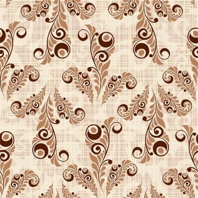 retro pattern background vector 3