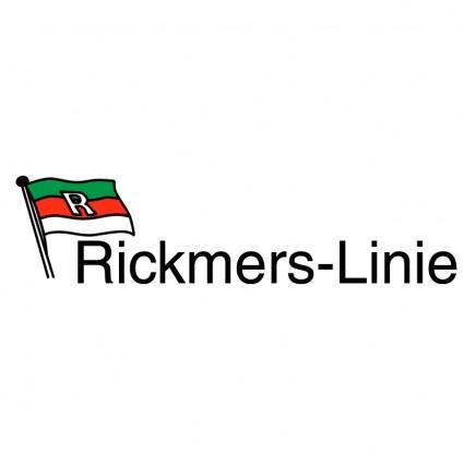 rickmers linie logo