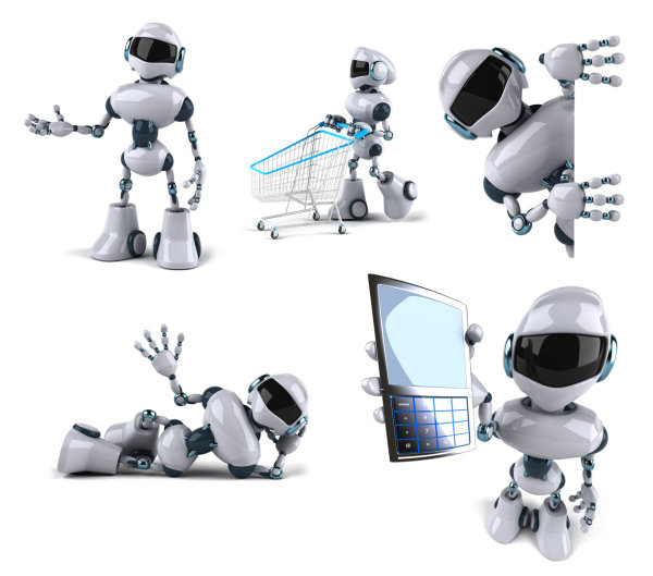 Robot action psd over millions vectors stock photos hd robot action psd toneelgroepblik Images