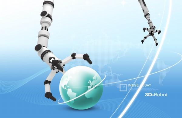 Robotic arms psd over millions vectors stock photos hd robotic arms psd toneelgroepblik Images