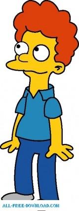 Rod Flanders 01 The Simpsons