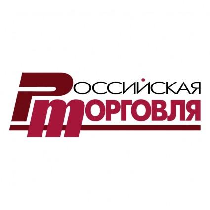 russian trade logo