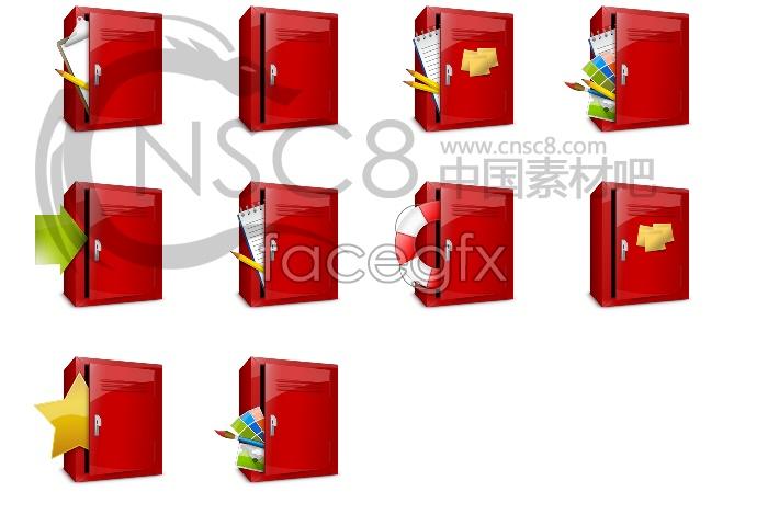 Safe desktop icons
