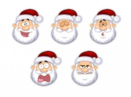 Santa Claus Icons icons pack
