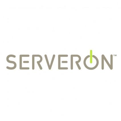 serveron logo